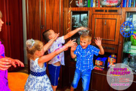 детский праздник проведение Черусти