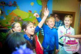 детский праздник проведение Ильинское