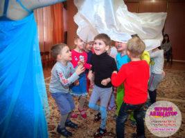 детский праздник проведение Калининец