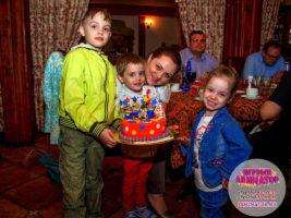 детский праздник проведение Лотошино