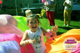 детский праздник проведение Малаховка