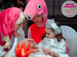 детский праздник проведение Менделеево