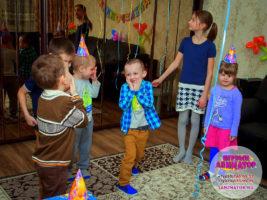 детский праздник проведение Монино