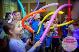 детский праздник проведение посёлки Икша