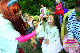 детский праздник проведение Поварово