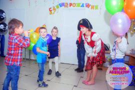 детский праздник проведение Заречье