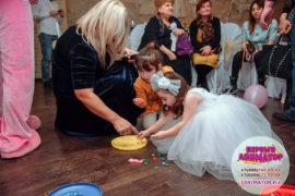детский праздник Ржавки