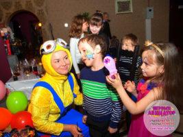 детский праздник Селятино
