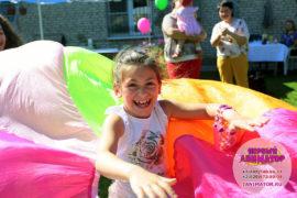 детский праздник Томилино