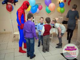 детский праздник Тучково