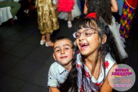 детский праздник Вербилки