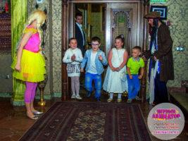 детский праздник Загорянский