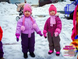 ребёнок праздник Белоозёрский