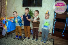 ребёнок праздник Менделеево
