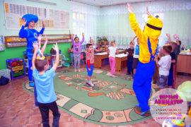 ребёнок праздник посёлки Икша