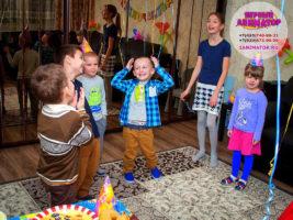 ребенок праздник Поварово