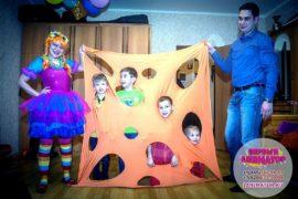 ребёнок праздник Правдинский