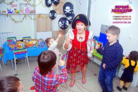 ребенок праздник Загорянский