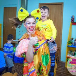 аниматор на день рождения ребёнка Москва