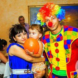 аниматор на детский день рождения на дом Москва