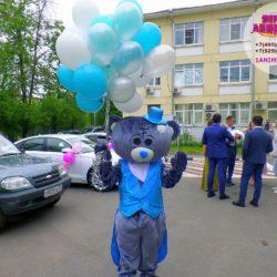 аниматор на праздник Московская область