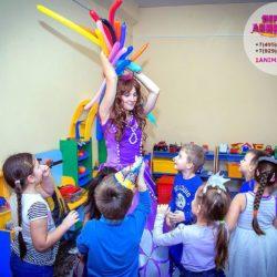 аниматор в детский сад Москва