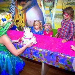 аниматоры для детей в детский сад на день рождения Москва