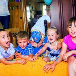 аниматоры на день рождения ребёнка на дом