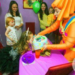 аниматоры на детский день рождения