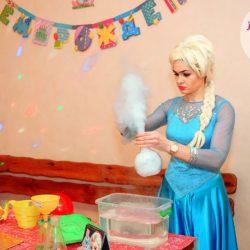 аниматоры на детский день рождения дома