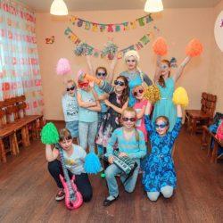 аниматор на детский день рождения дома Москва