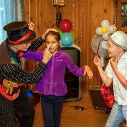 аниматоры на детский праздник в детский сад
