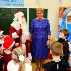 аниматоры на новый год в школу Москва