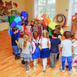 аниматоры на выпускной в детский сад Москва