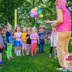 аниматоры в детский сад на день рождения Москва