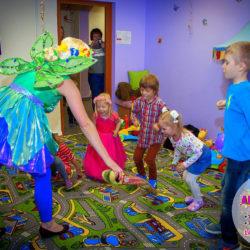 аниматоры в детский сад на день рождения ребенка