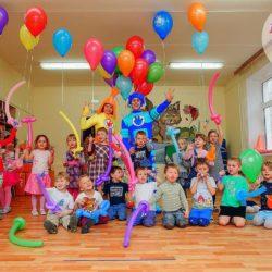 детские аниматоры на день рождения Москва