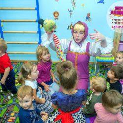 детские аниматоры на день рождения ребёнка Москва