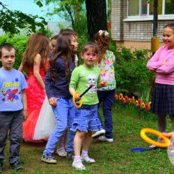 детские аниматоры на день рождения в школу