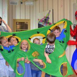 детские аниматоры на праздник Москва