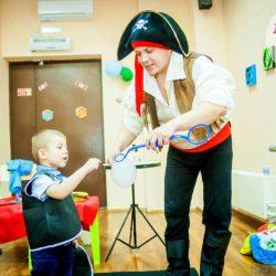 детский аниматор на день рождения в Москве