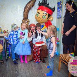 детский аниматор на день рождения на дом Москва