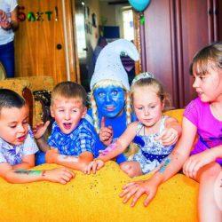 детский аниматор на дом Москва