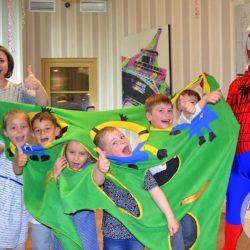 детский праздник с детскими аниматорами