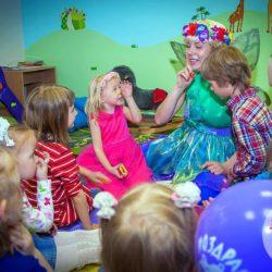 пригласить аниматора на новый год в детский сад