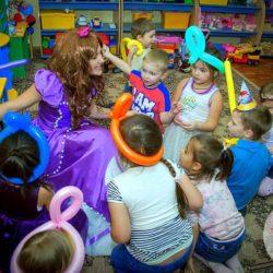 пригласить аниматора на праздник в детский сад Москва