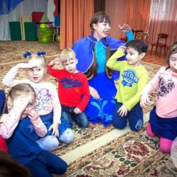 пригласить аниматора в детский сад Москва