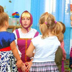 пригласить аниматора в детский сад на день рождения