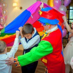 услуги аниматора на день рождения Москва