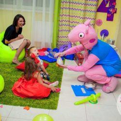 услуги аниматора на детский день рождения